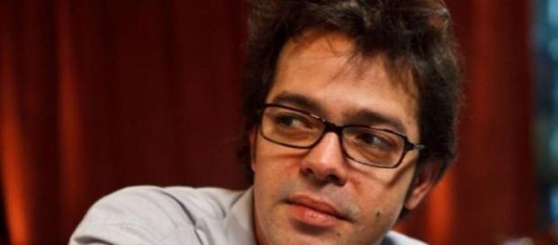Bruno Mazzeo não se bica com viúva de Chico Anysio