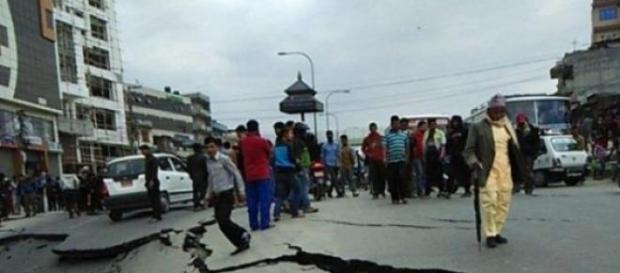 Cutremurul s-a simțit și în India