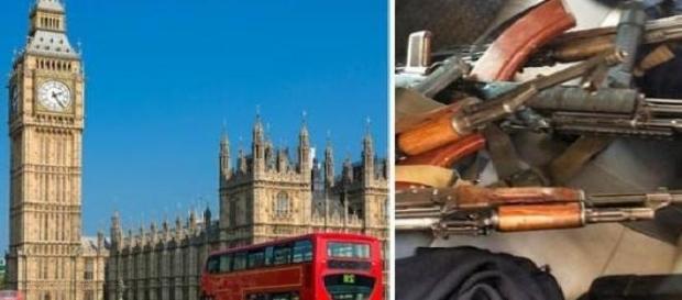 Posibil atac terorist la Londra