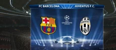 Barcelona e Juventus na final da Champions League