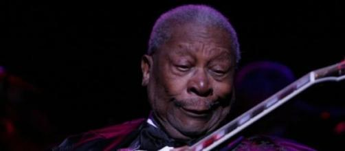 B.B. King en vivo en Constitution Hall