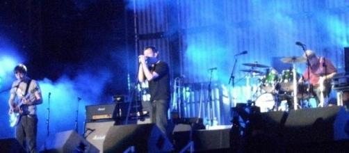 Blur tocó en Argentina en noviembre de 2013