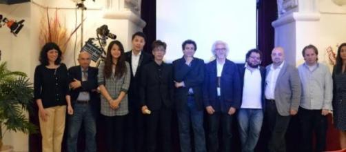 I protagonisti del  festival cinematografico