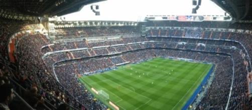 Real-Juventus, au Santiago Bernabeu.