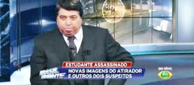 Datena fala mal da Globo ao vivo