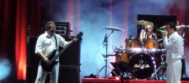 Faith No More se presentó en Argentina en 2011