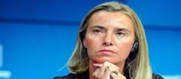 Federica Mogherini, vice presidente esecutivo UE.