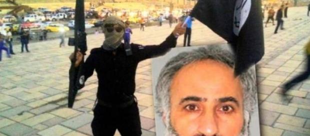 Il terrorista dell'Isis Abu Alaa al Afri
