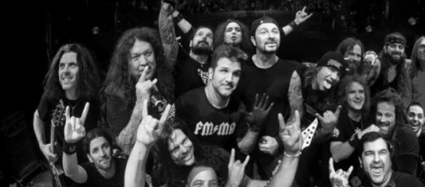 Metal Allegiance - O mundo do metal unido