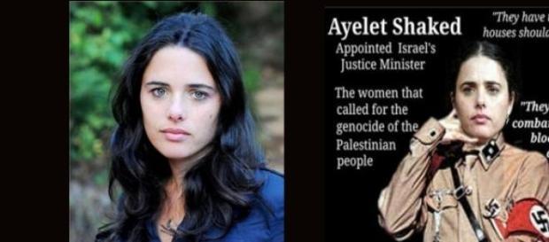 Ministra de Justicia de Israel, xenofoga declarada