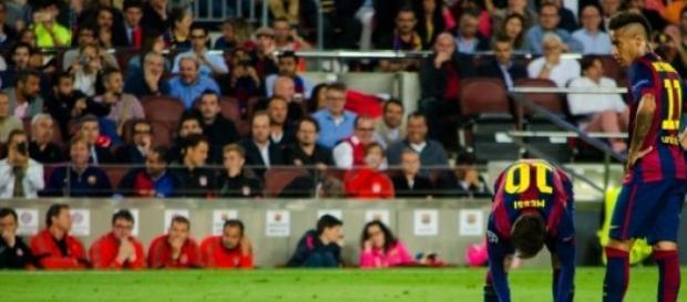 Neymar y Messi mandaron a su equipo a Berlín