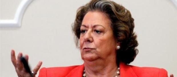 Rita Barberá Nolla, alcaldesa de Valencia