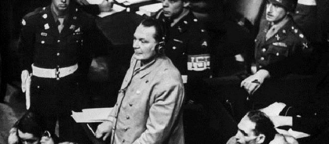 Hermann Göring, az egyik legmagasabb IQ-jú főnáci