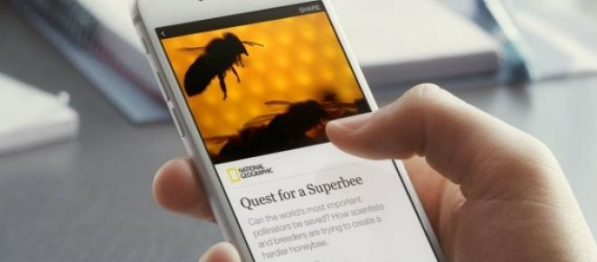 National Geographic en Instant Articles