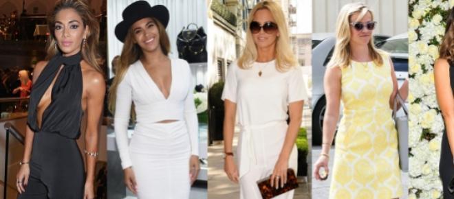O que vestir no Verão: inspire-se em Beyoncé, Nicole Scherzinger ou Sarah Harding e arrase