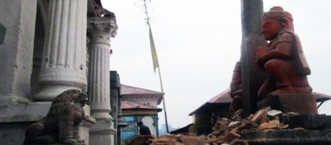 In Kathmandu, the Pashupatinah Temple resisted the massive earthquake in late April.