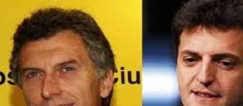 Acercamiento entre Massa y Macri