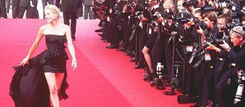 Arrivo delle Celebrities Al Festival Di Cannes