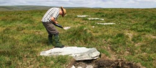 Círculo de piedra de Dartmoor