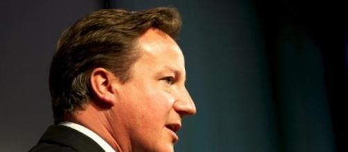 David Cameron conseguiu a a maioria absoluta.