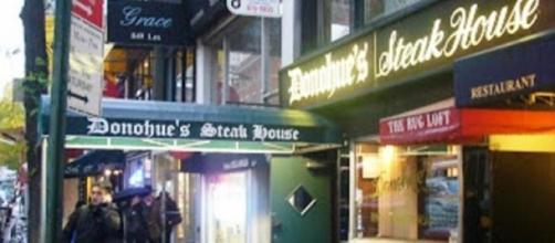 Donohue's Steak House, bisteccheria di New York