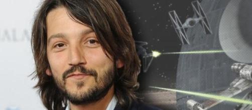 El mexicano protagonizará Star Wars: Rogue One