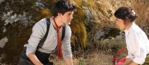 Il Segreto: Isidro conosce Paula, Rita gelosa