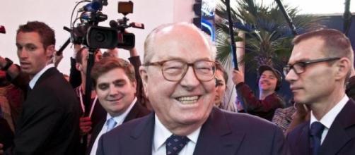 Jean-Marie Le Pen. Crédit: Rémi Noyon/Flickr