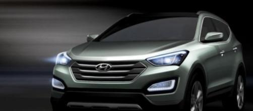 La Coreana Hyundai Santa Fe