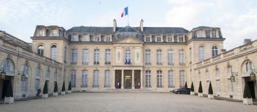 palais de l'elysee - president hollande