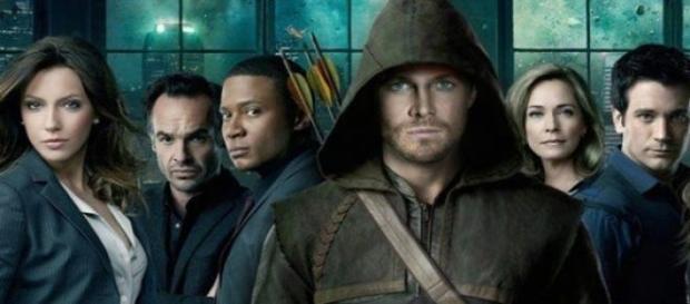 Arriva la 4 stagione di Arrow.
