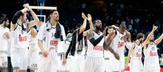Basquetebol: a salvação do Real Madrid