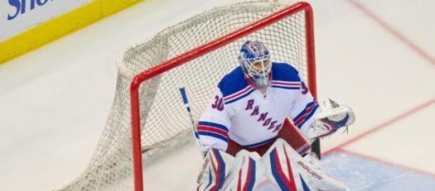 Henrik Lundqvist a été le héros des Rangers