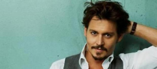 Johnny Depp está na Austrália em trabalho