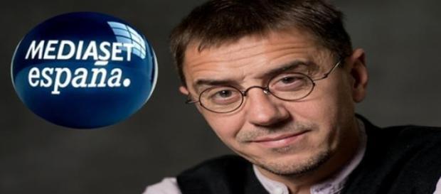 Juan Carlos Monedero, nuevo tertuliano de Mediaset
