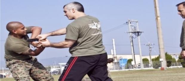 Krav Maga, sistema de combate israelí