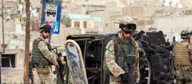 L'attentato di ieri a Kabul