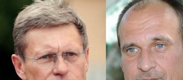 Leszek Balcerowicz i Paweł Kukiz