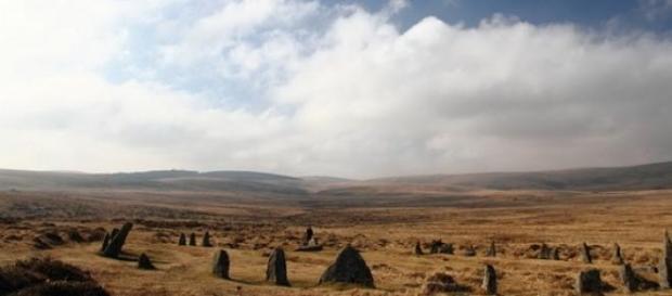 Monument antic descoperit in Anglia