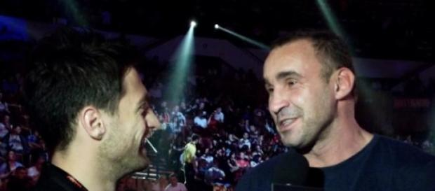 Przemysław Saleta uważa że wygra z Adamkiem