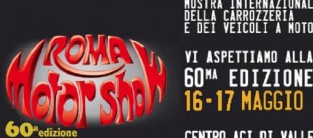 Roma Motor Show 2015, 16 e 17 maggio a Vallelunga