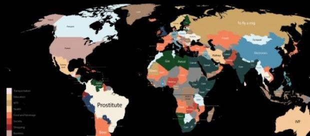 Różne kraje, różne wymagania