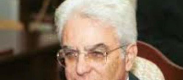 Sergio Mattarella condanna la corruzione