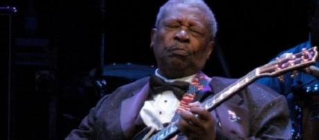 B.B. King kept performing into his later years