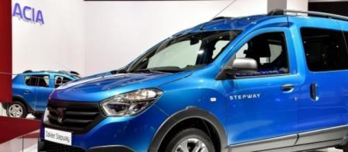 Dacia Dokker nella nuova versione stepway