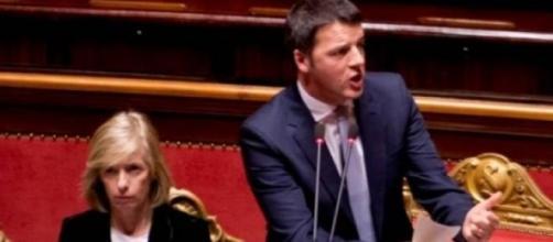 DDL Scuola: Matteo Renzi e ministro Giannini
