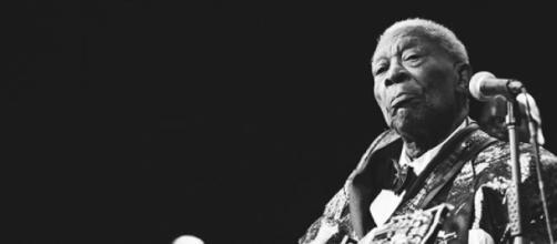 Murió B.B. King a los 89 años