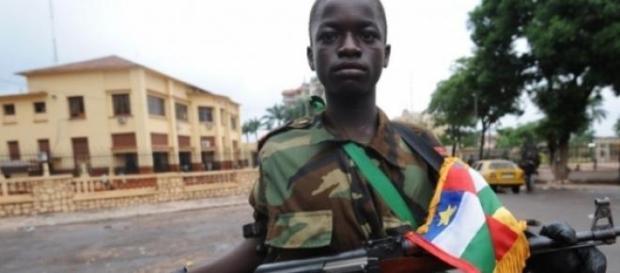 357 enfants soldats ont été sauvés le 14 mai.