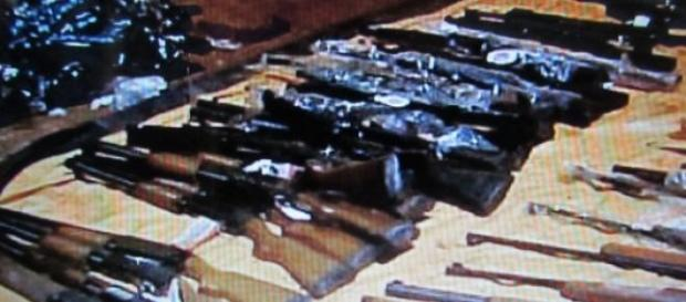 Apesar da lei, o Brasil continua armado