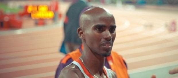 Farah had to settle for 2nd in the 3000m in Doha